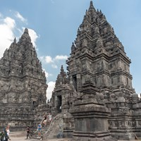 The Three Main Temples